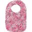 Bib - Baby size pink violette - PPMC