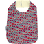 Bib - Child size poppy