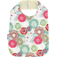 Bib - Child size powdered  dahlia - PPMC