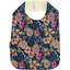 Bib - Child size pink blue dalhia