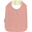 Baberos para niños mini flor rosa - PPMC