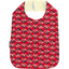 Bib - Child size paprika petal - PPMC