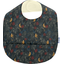 Coated fabric bib jungle party - PPMC