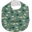 Coated fabric bib jurassic dino - PPMC