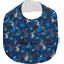 Coated fabric bib lapin dalmatien - PPMC