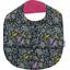 Bavoir tissu plastifié nuit d'oiseaux - PPMC