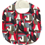 Coated fabric bib pop bird - PPMC