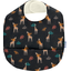 Coated fabric bib palma girafe - PPMC