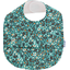 Coated fabric bib jade panther