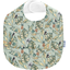 Coated fabric bib paradizoo mint - PPMC