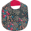 Bavoir tissu plastifié rose argentée - PPMC
