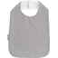 Bib - Child size light grey spots - PPMC