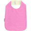Bib - Child size pink spots - PPMC