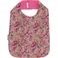 Bib - Child size purple meadow