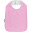 Bib - Child size fuschia gingham - PPMC