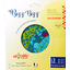 Lot de 3 bee wrap Bizz-bizz® ronds promenade au verger - PPMC