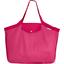 Grand sac cabas etoile or fuchsia - PPMC