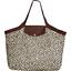 Grand sac cabas panthère - PPMC