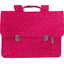 Kids satchel bag etoile or fuchsia - PPMC