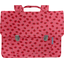 Kids satchel bag ladybird gingham - PPMC