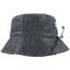Chapeau pluie ajustable T2  anthracite argent - PPMC