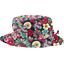 Rain hat adjustable-size 2  mekong's flowers - PPMC