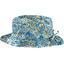 Rain hat adjustable-size 2  blue forest