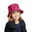 Rain hat adjustable-size 2  fuschia