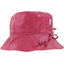 Rain hat adjustable-size 2  silver fuchsia - PPMC
