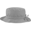Rain hat adjustable-size 2  grey - PPMC