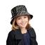 sombrero de lluvia ajustable T2  erizo