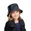 Chapeau pluie ajustable T2  jean fin