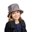 Chapeau pluie ajustable T2  liane fleurie