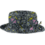 Rain hat adjustable-size 2  night of birds - PPMC