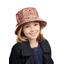 Chapeau pluie ajustable T2  prairie pétillante