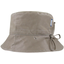 Rain hat adjustable-size 2  silver taupe - PPMC