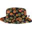 Chapeau pluie ajustable T3 bulles dorées - PPMC