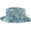 Chapeau pluie ajustable T3 forêt bleue - PPMC