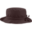 Rain hat adjustable-size T3 brown - PPMC