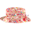 Rain hat adjustable-size T3 flowers origamis  - PPMC
