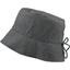Chapeau de soleil ajustable T1 à T2 anthracite argent - PPMC