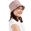 Chapeau de soleil ajustable T1 à T2 oeillets jean