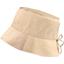 Chapeau de soleil ajustable T1 à T2 pois cuivré rose - PPMC
