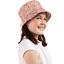 Chapeau de soleil ajustable T1 à T2 prairie pétillante