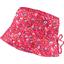 Sun hat adjustable-size T2 cherry cornflower - PPMC