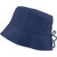 Sun hat adjustable-size T2 blue english embroidery - PPMC