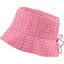 Chapeau de soleil ajustable T3  fleurette blush - PPMC