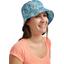 Chapeau de soleil ajustable T3 forêt bleue