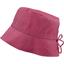 Chapeau de soleil ajustable T3 fuchsia argent - PPMC
