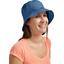 Chapeau de soleil ajustable T3 jean fin